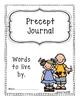 Precept Journal - Wonder