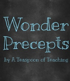 #digitaldollardeals Precept Quotes from Wonder