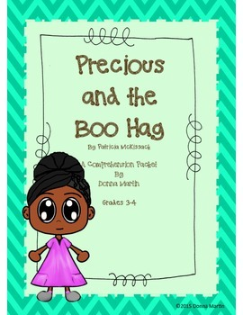 Precious and the Boo Hag Literature Packet