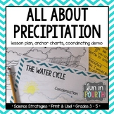 Precipitation Lesson Plans - Water Cycle and Rain Gauge