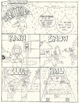 Precipitation Comic