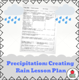 Precipitation! Creating Rain Lesson Plan
