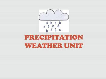 Precipitation Experiment with Stations- Weather