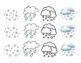 Precipitation Flip Book FREEBIE