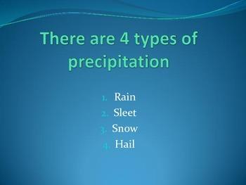 Precipitation Slideshow
