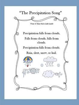 Precipitation Song
