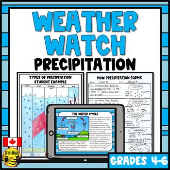 Weather- Precipitation