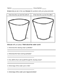 Precipitation / Why It Rains Water Cycle Worksheet