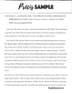 Précis Assignment for Literary Criticism and Research Writing