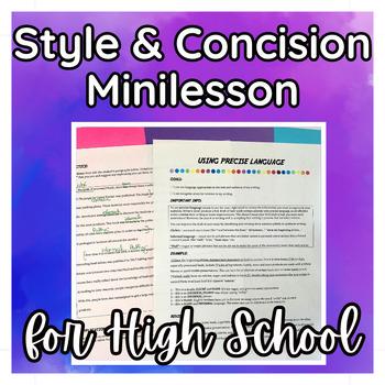 Precise Language Revision Minilesson