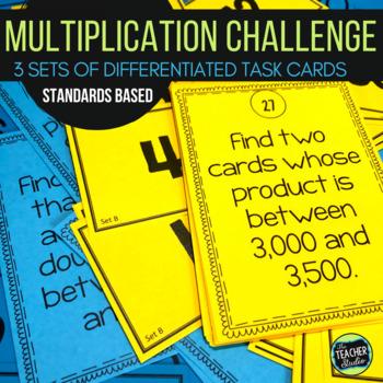 Precision Practice:  Multiplication Activities to Build Understanding