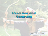 Precision and Accuracy Video Lesson