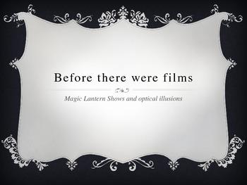 Precursors to Film
