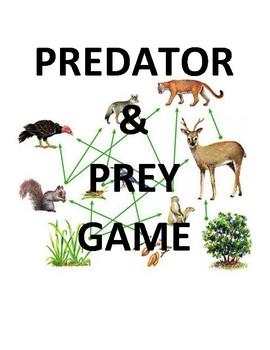 Predator & Prey Game