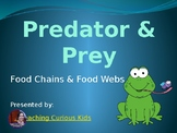 Predator and Prey Powerpoint