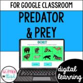 Predator and Prey for Google Classroom