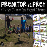 Predator vs. Prey Food Chain Chase Game