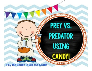 Predators vs Prey with Candy Exploration!