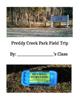 Preddy Creek Park Field Trip Class Book Cover