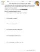 Prederite Writing Prompt for Spanish: Les Vacanciones