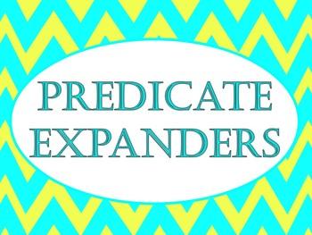 Predicate Expanders - Posters