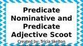 Predicate Nominative and Predicate Adjective Scoot