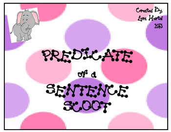 Predicate of a Sentence