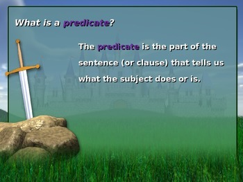 Predicate Powerpoint