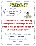 'Predict' Anchor Chart