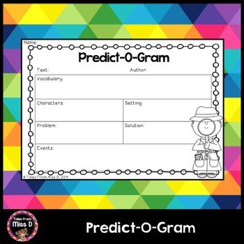 Predict O Gram