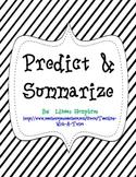 Predict & Summarize activities
