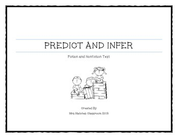 Predict and Infer