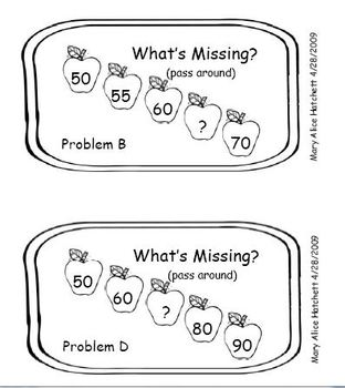 Predict missing number in a sequence (English and Spanish)