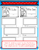 Predictable Books for Young Writers (7 Simple Book Templates)