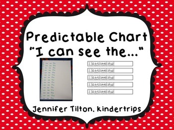 """Predictable Chart """"I can see the"""" editable"""