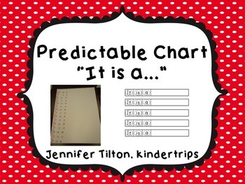 """Predictable Chart """"It is a"""" editable"""