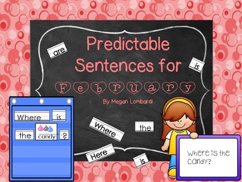Predictable Sentences for February