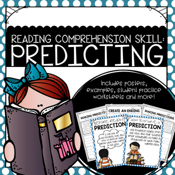 Predicting {Reading Comprehension Skill}