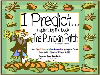 Predicting Freebie for The Pumpkin Patch