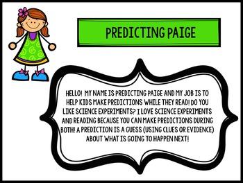 Predicting Paige Freebie