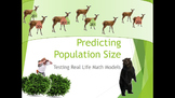 Predicting Population Size