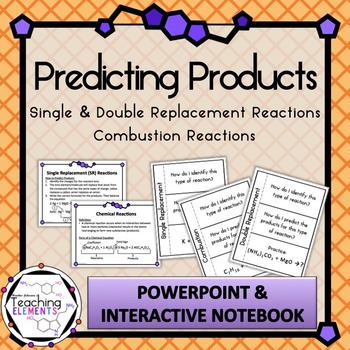Predicting Products PowerPoint & Interactive Notebook