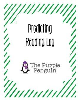 Predicting Reading Log