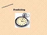 Predicting (Reading Strategy Mini-lesson)