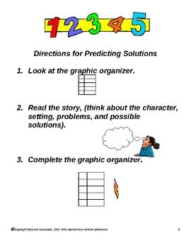 Predicting Solutions