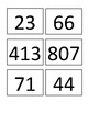 Predicting Sums 2.NBT.5  2.NBT.6  2.NBT.7  3.NBT.A.3