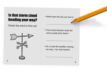 Weather NGSS:Predicting Weather ❤ BUNDLE:Activity, Reading,Assessment—SALE