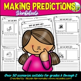 Making Predictions Worksheets - What Happens Next?