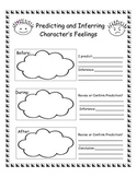 Predicting and Inferring Character's Feelings
