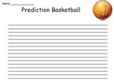 Prediction Basketball
